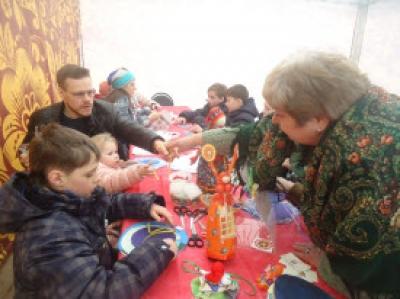 Мастер класс «Куклы русские народные». Славянские куклы
